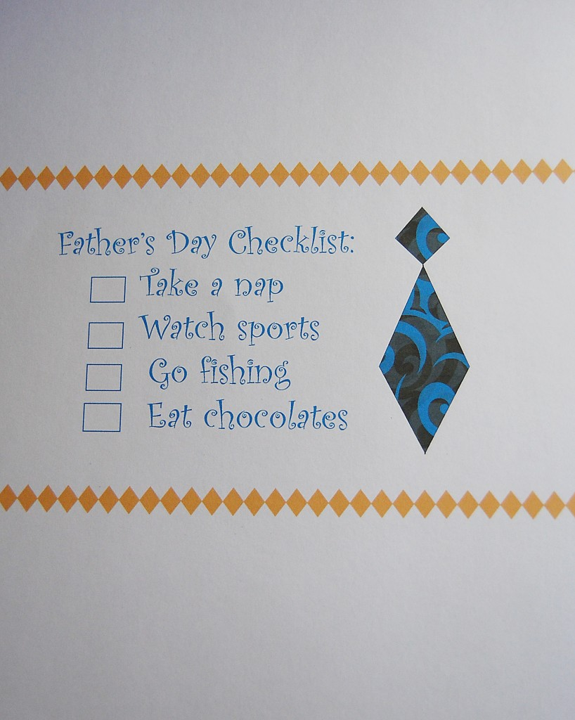 printable checklist picture