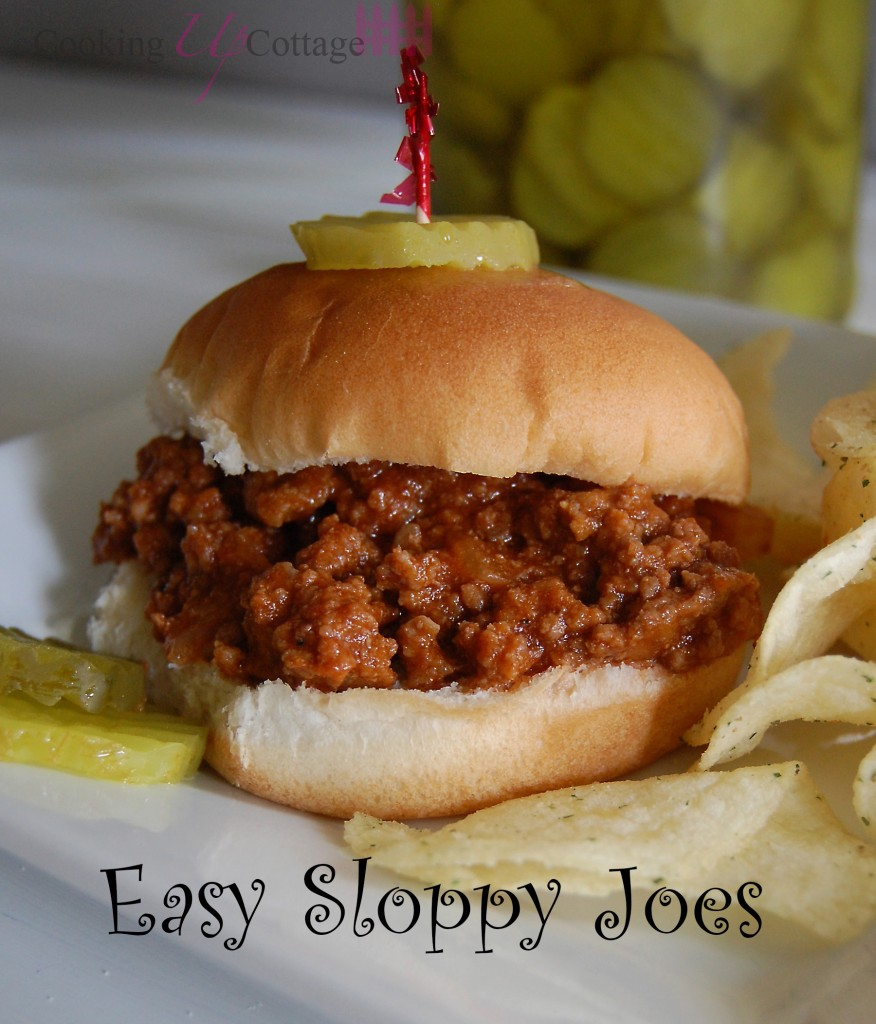 Sloppy Joes copy