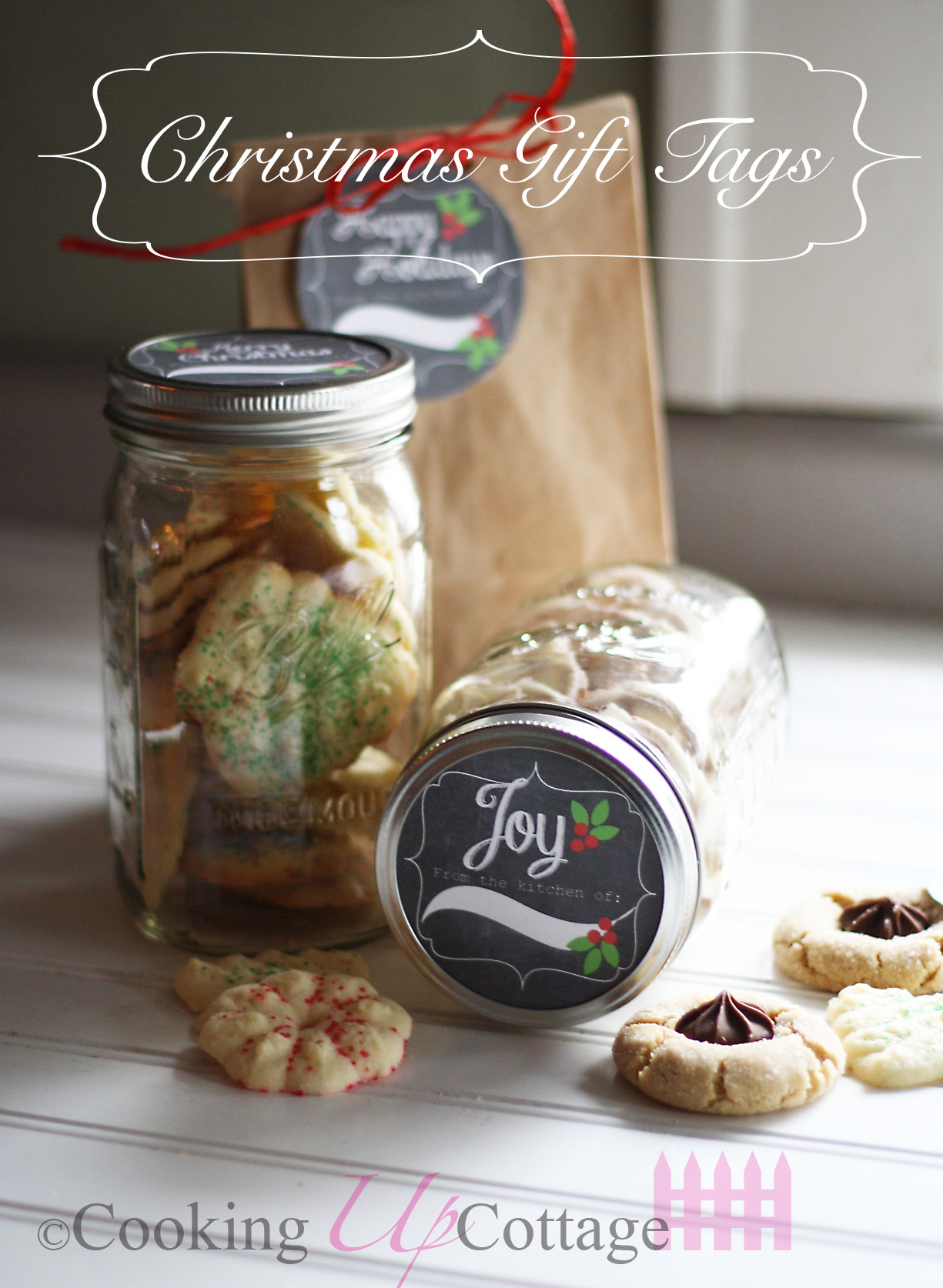 Christmas Gift Tags – Cooking Up Cottage