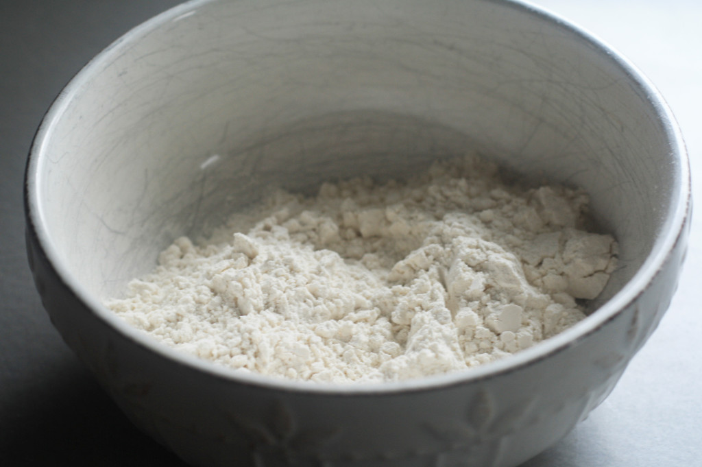 flour for cookies