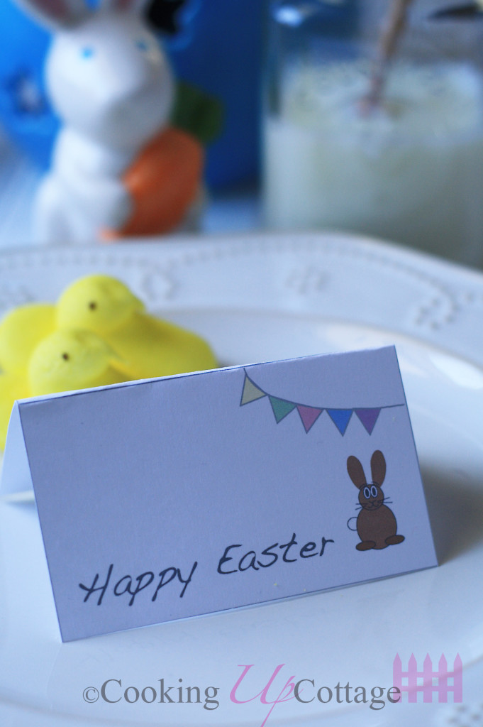 Easter Place Card 4