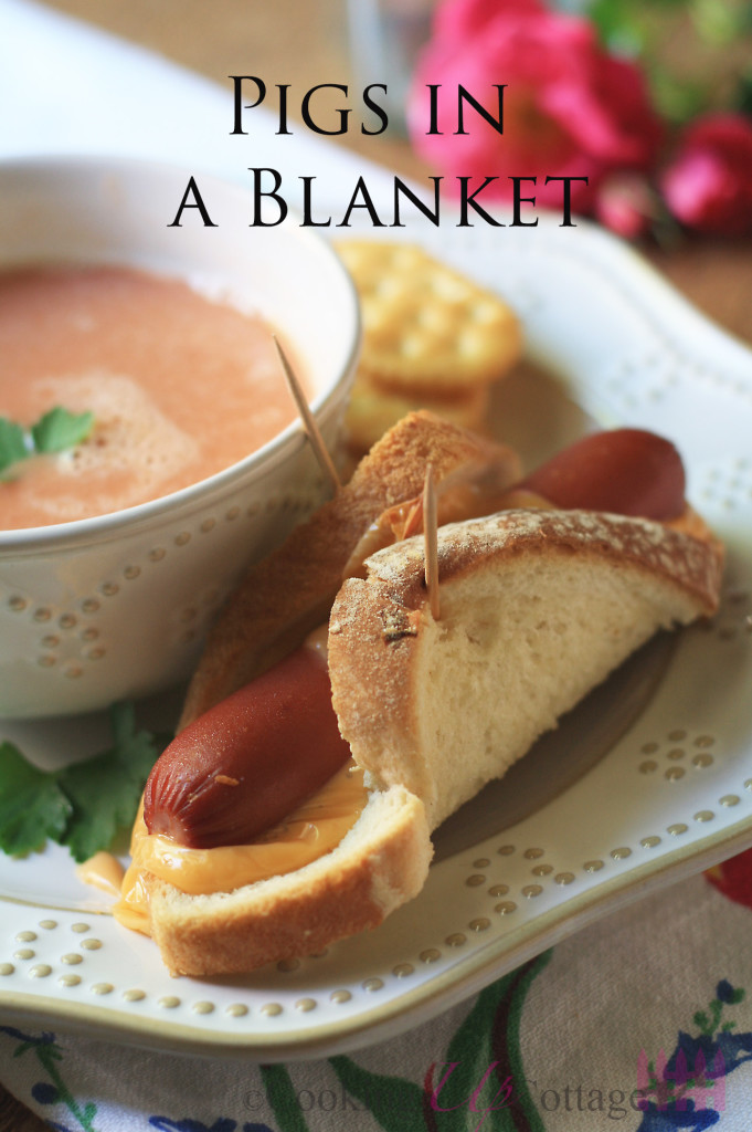 Pigs in a Blanket – Cooking Up Cottage