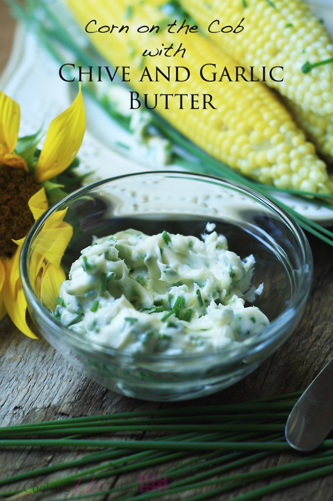 chive and garlic butter 1