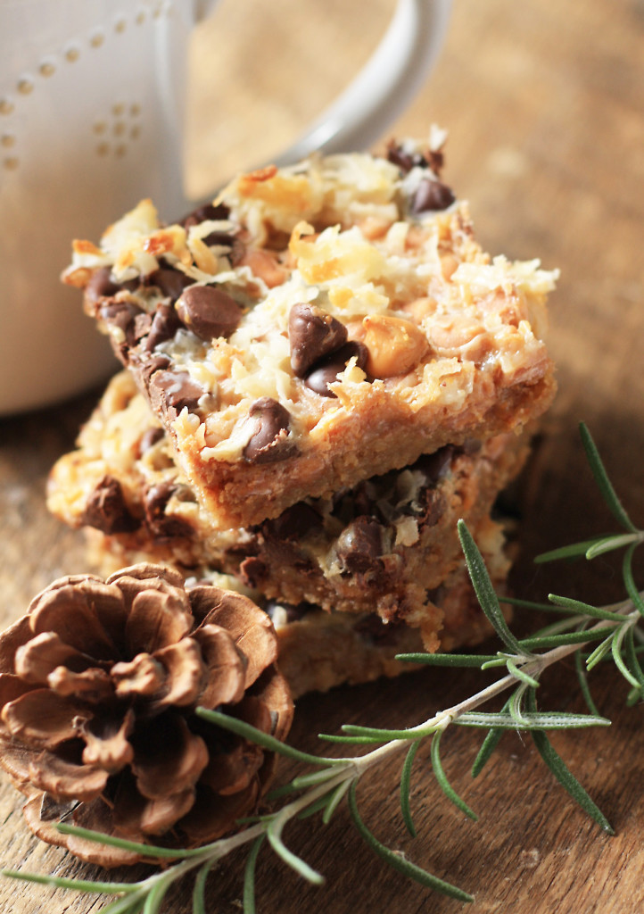 Seven layer bars 1