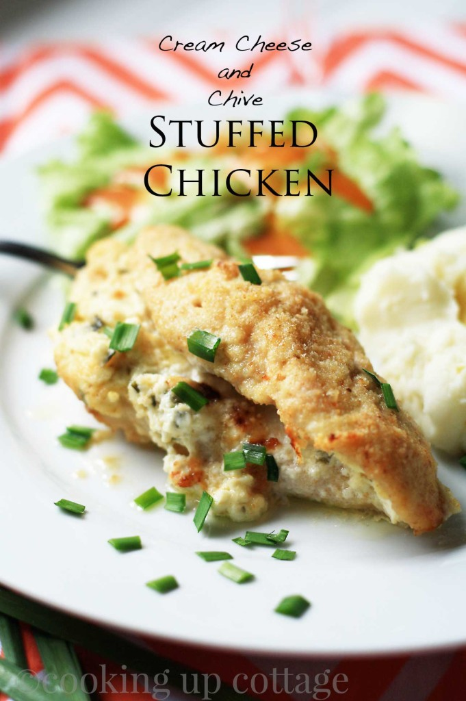 Cream-Cheese-and-Chive-Stuffed-Chicken