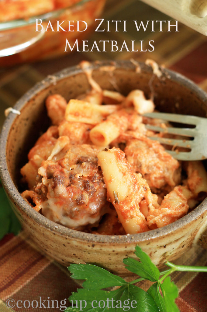 Baked-Ziti-with-Meatballs